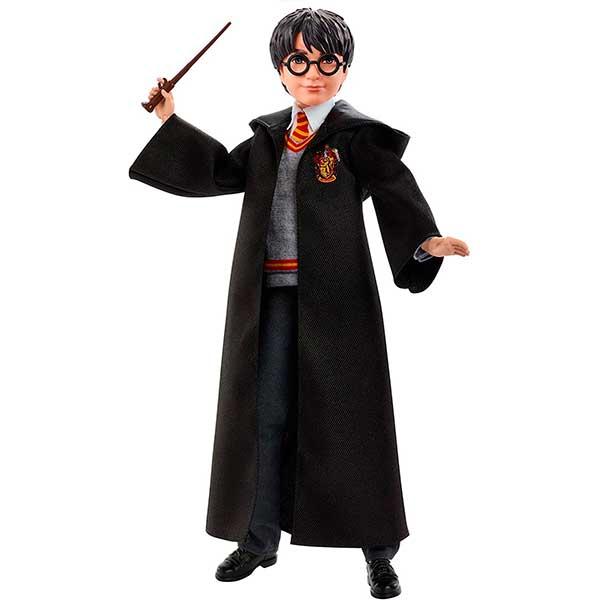 Muñeco Harry Potter con Varita 25cm - Imagen 1