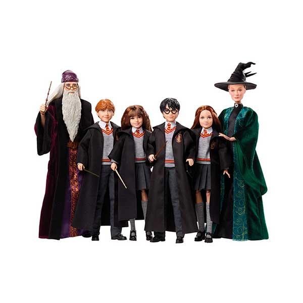 Muñeco Harry Potter con Varita 25cm - Imagen 3