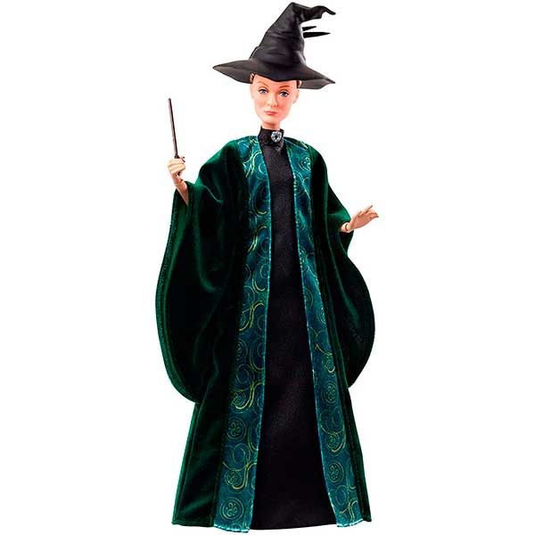 Muñeca Profesora McGonage 25cm Harry Potter