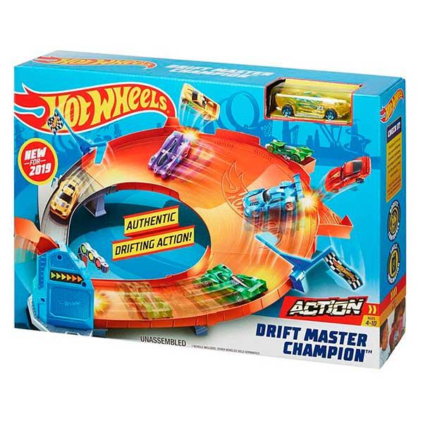 Pista Hot Wheels Drift Master - Imagen 1