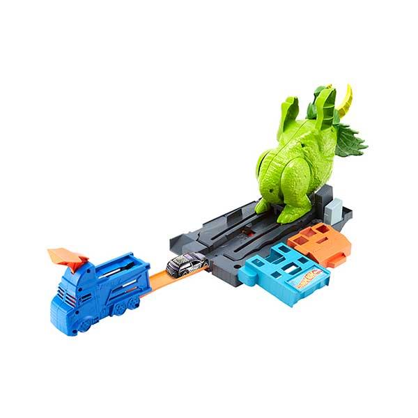 Pista Hot Wheels Ataque del Triceratops - Imagen 4