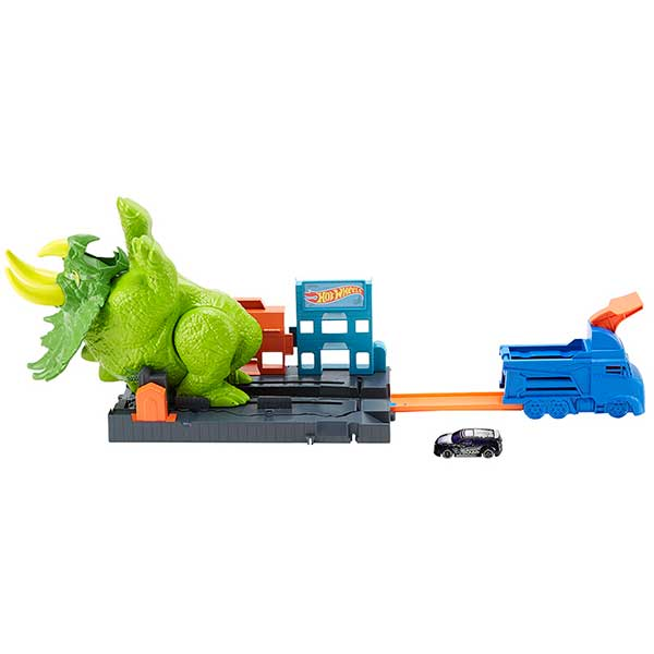 Pista Hot Wheels Ataque del Triceratops - Imagen 5