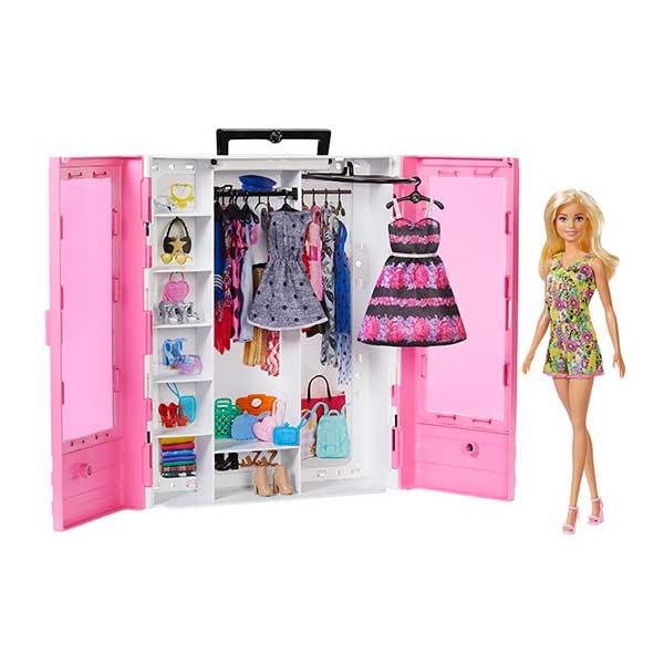 Barbie Super Armario de Fashion com Boneca