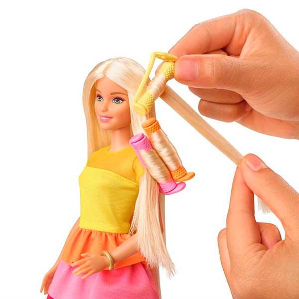 Muñeca Barbie Ultimate Curls Peinados - Imagen 3