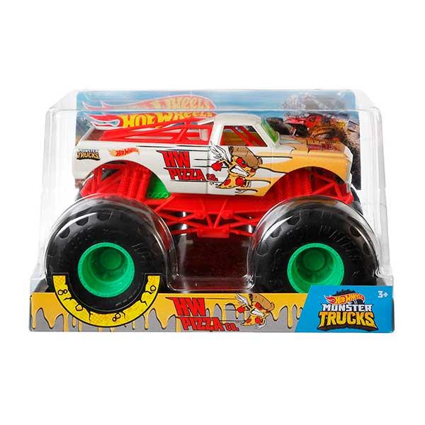 Monster Hot Wheels Pizza 1:24 - Imagen 1