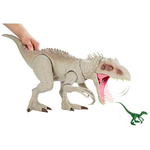 Jurassic World Figura Dinosaurio Indominus Rex 58cm