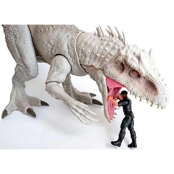 Jurassic World Figura Dinosaurio Indominus Rex 58cm - Imagen 3