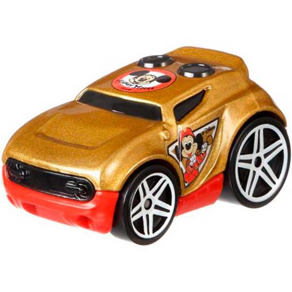 Coche Hot Wheels Mickey Rocket Box