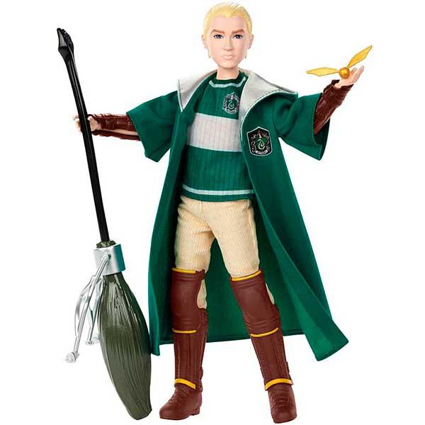 Muñeco Draco Malfoy Quidditch