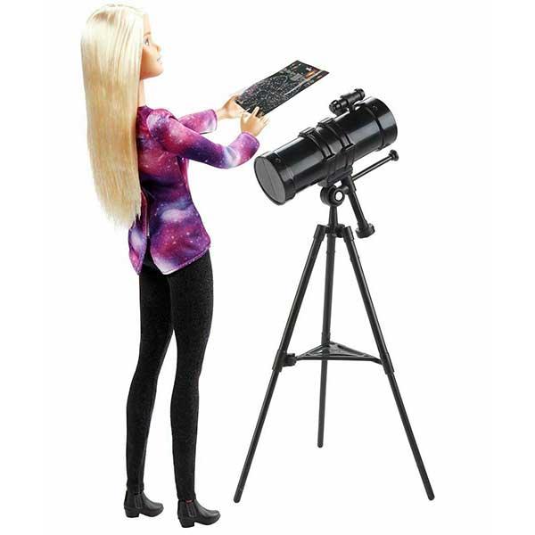 Muñeca Barbie Astrónoma National Geographic - Imagen 2