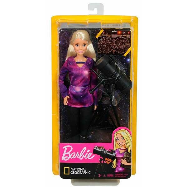 Muñeca Barbie Astrónoma National Geographic - Imagen 3