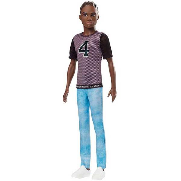 Barbie Muñeco Ken Fashionista #130