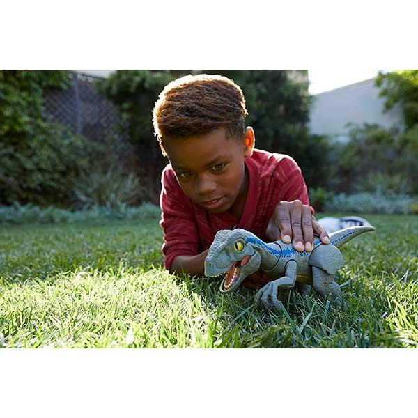 Jurassic World Figura Dinosaurio Blue Bebe Sons - Imatge 1