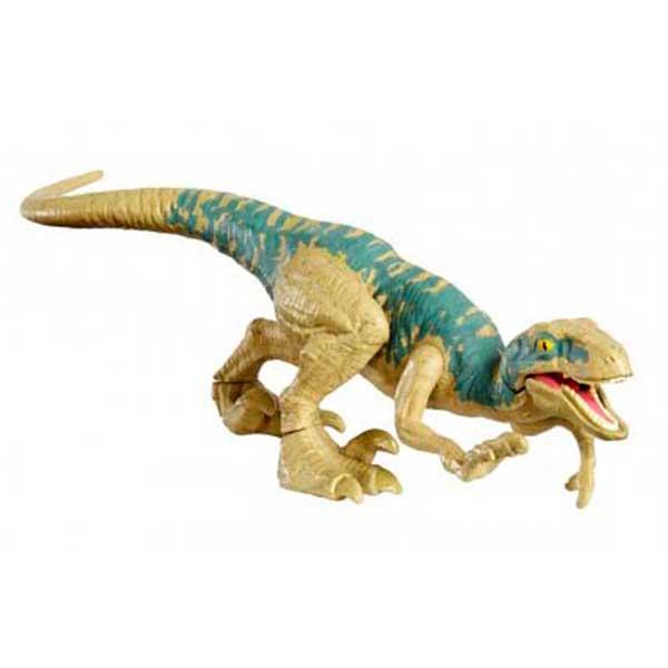 Jurassic World Figura Dinosaurio Velociraptor Echo Dino Rivals