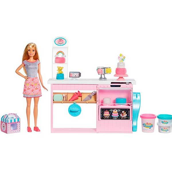 Muñeca Barbie Pastelería