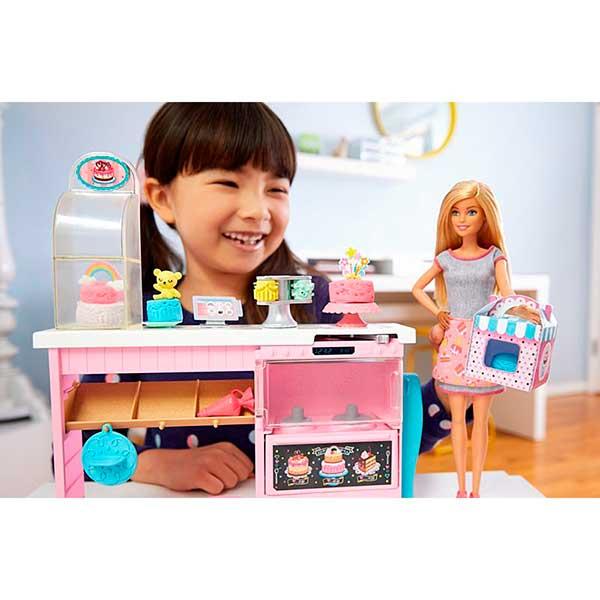 Muñeca Barbie Pastelería - Imagen 1