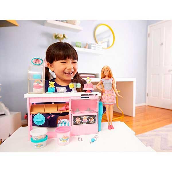 Muñeca Barbie Pastelería - Imagen 2