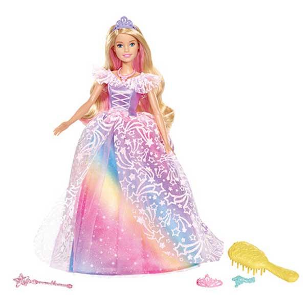 Muñeca Barbie Super Princesa Dreamtopia - Imagen 1