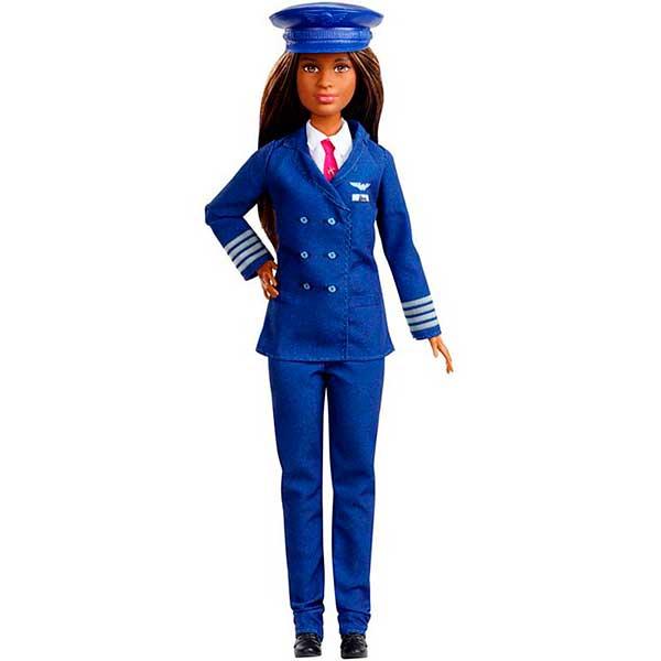 Muñeca Barbie Piloto 60 Aniversario