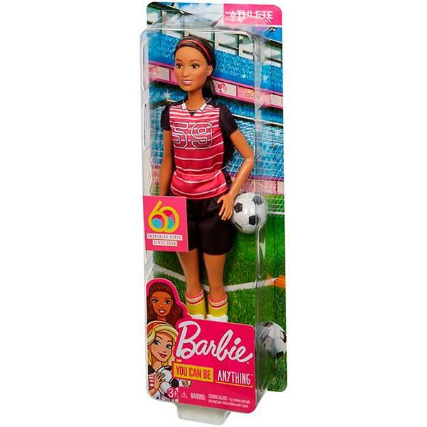 Muñeca Barbie Atleta 60 Aniversario - Imagen 1