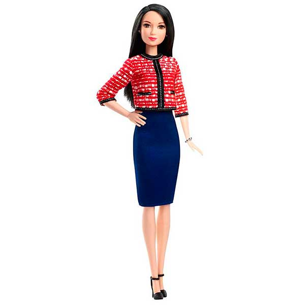 Muñeca Barbie Política 60 Aniversario - Imagen 1