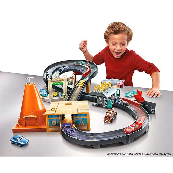 Circuito Radiator Springs Cars - Imagen 1