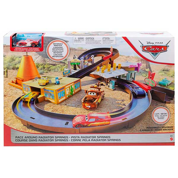 Circuito Radiator Springs Cars - Imagen 3