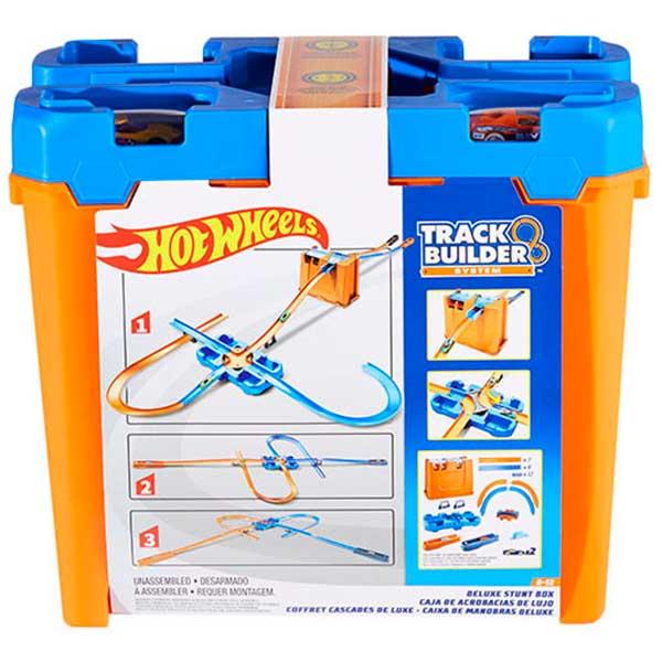 Pista Hot Wheels Caja Pistas Stunt Box