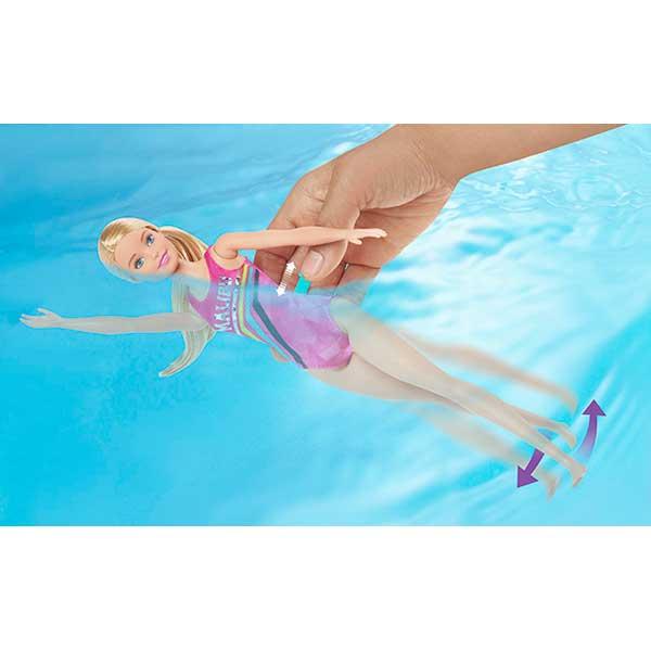 Muñeca Barbie Nada y Bucea - Imagen 2