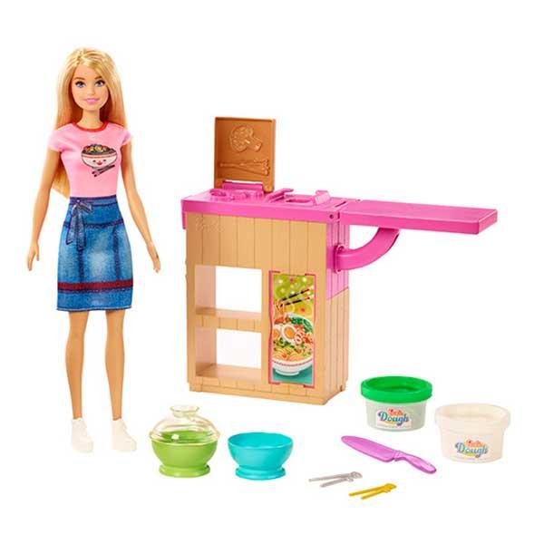 Muñeca Barbie Cocina y Hornea