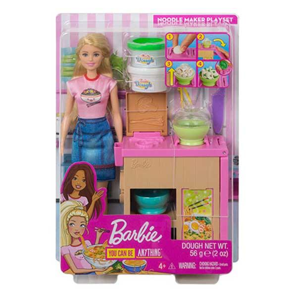 Muñeca Barbie Cocina y Hornea - Imagen 1