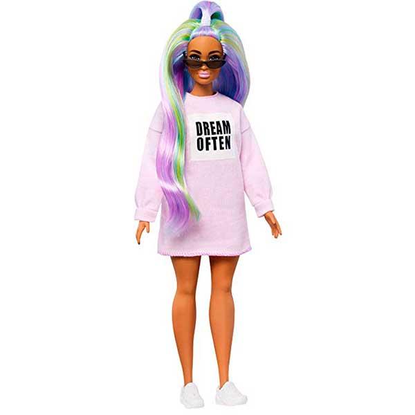 Muñeca Barbie Fashionista #136