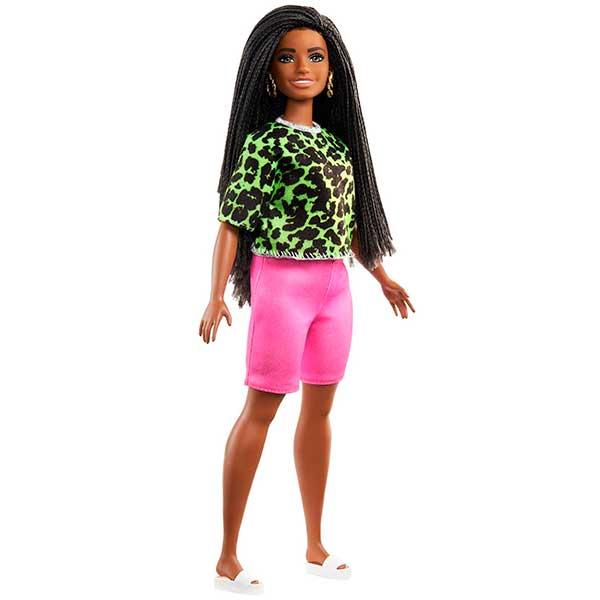 Barbie Muñeca Fashionista #144