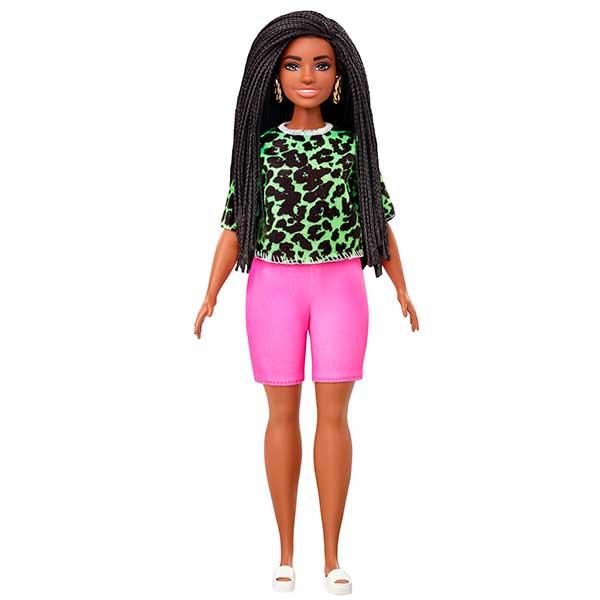 Barbie Muñeca Fashionista #144 - Imagen 1