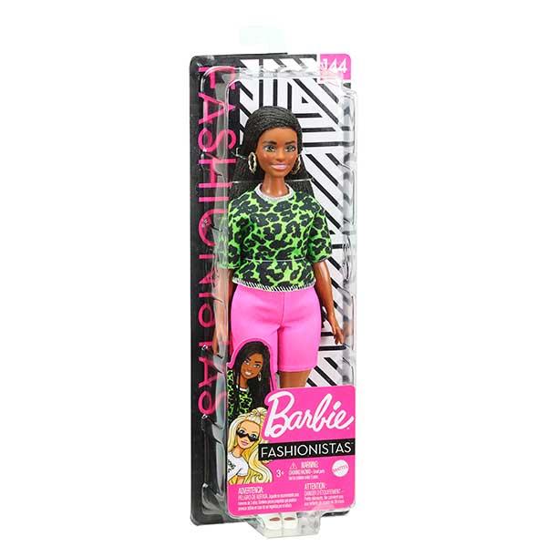 Barbie Muñeca Fashionista #144 - Imagen 3