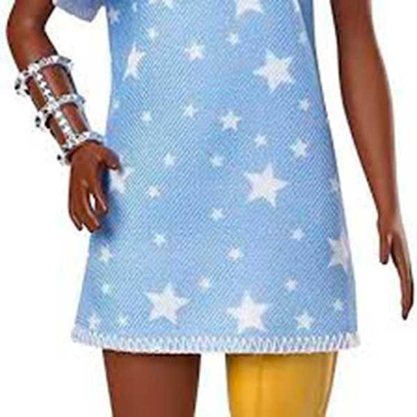 Barbie Muñeca Fashionista #146 - Imagen 1