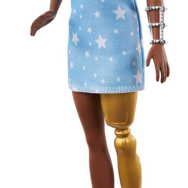 Barbie Muñeca Fashionista #146 - Imagen 2