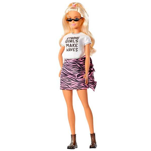 Barbie Muñeca Fashionista #148 - Imagen 1