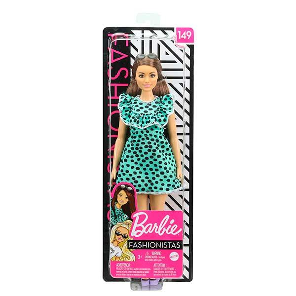 Barbie Muñeca Fashionista #149 - Imagen 3