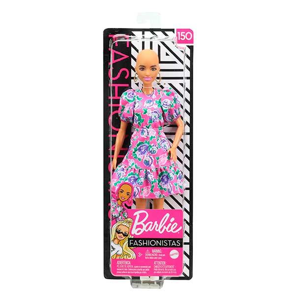 Barbie Muñeca Fashionista #150 - Imagen 3
