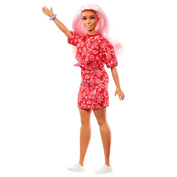 Barbie Muñeca Fashionista #151 - Imagen 1