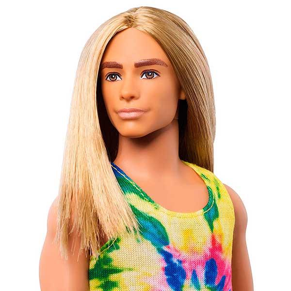 Barbie Muñeco Ken Fashionista # 138 - Imagen 1