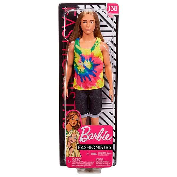 Barbie Muñeco Ken Fashionista # 138 - Imagen 2