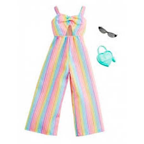 Barbie Vestido Look Moda Completo #2 - Imagen 1