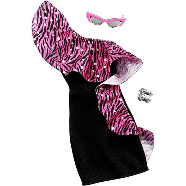 Barbie Vestido Look Moda Completo #3