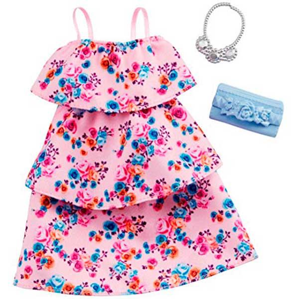 Barbie Vestido Look Moda Completo #4