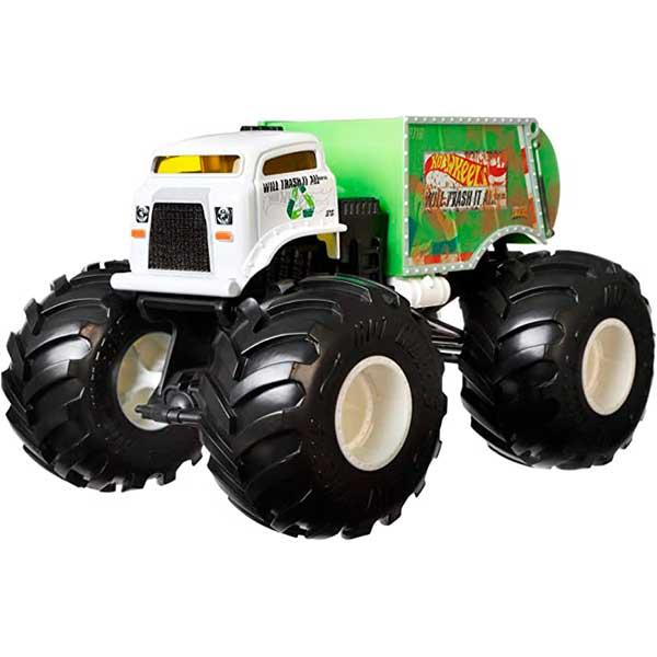 Hot Wheels Monster Truck Trash It
