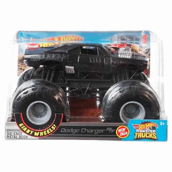 Hot Wheels Monster Truck Dodge Charger - Imagen 1