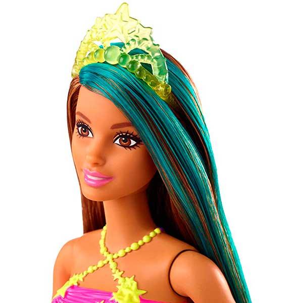 Muñeca Barbie Princesa Dreamtopia Brillos #2 - Imagen 1