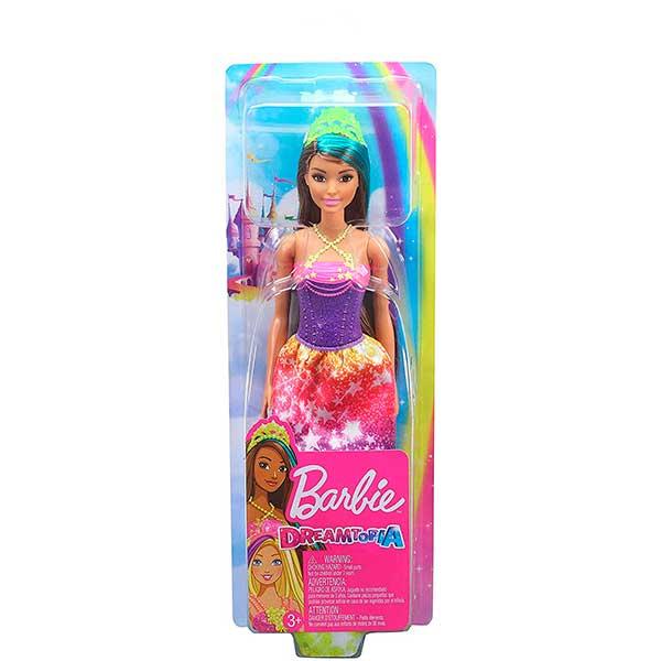 Muñeca Barbie Princesa Dreamtopia Brillos #2 - Imagen 3
